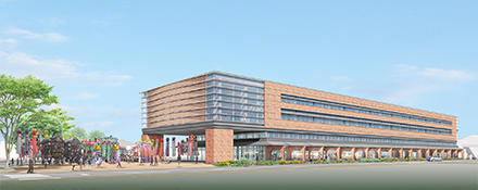 新庁舎イメージ